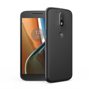 Two Moto G4 Phones